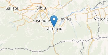 Map Talmaciu