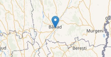 Map Barlad