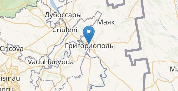 Map Grigoriopol