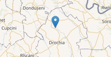 Map Drochia