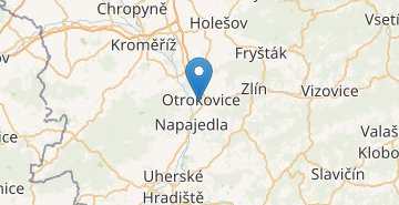 Map Otrokovice