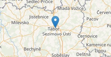 Map Tabor