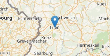 Map Trier