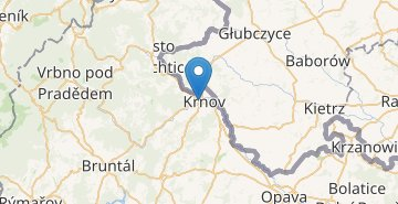 Map Krnov