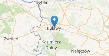 Map Pulawy