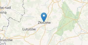Map Zloczew