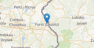 Map Forst