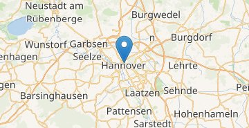 Map Hannover