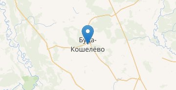 Map Buda-Koshelyovo