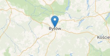 Map Bytow