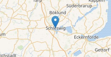 Map Schleswig