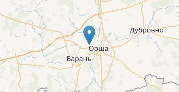 Map Orsha